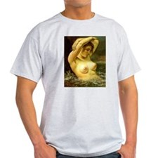 Woman in Water T-Shirt