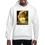 Woman in Water Hooded Sweatshirt
