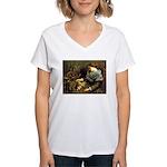 Spinner Women's V-Neck T-Shirt