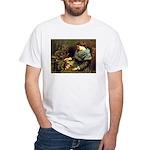 Spinner White T-Shirt