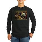 Spinner Long Sleeve Dark T-Shirt