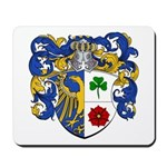 Haak Family Crest Mousepad