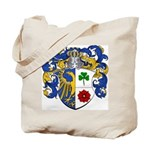 Haak Family Crest Tote Bag