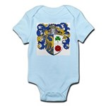 Haak Family Crest Infant Creeper