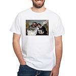 Crispin White T-Shirt
