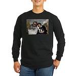 Crispin Long Sleeve Dark T-Shirt