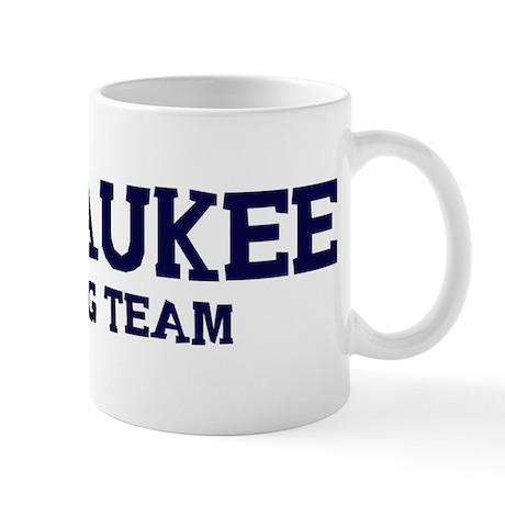 Milwaukee drinking team Mug