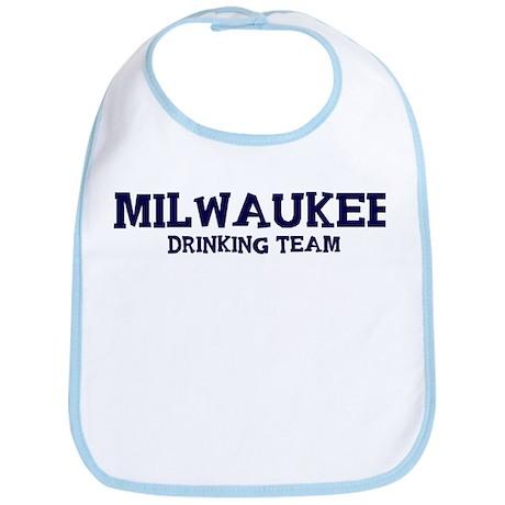 Milwaukee drinking team Bib