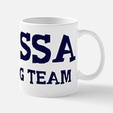 Odessa drinking team Mug