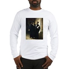 Three Lawyers Long Sleeve T-Shirt