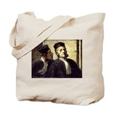 Two Lawyers Tote Bag