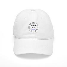 John 1.1 Baseball Cap