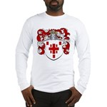 Hage Family Crest Long Sleeve T-Shirt