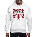 Hage Family Crest Hooded Sweatshirt