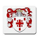 Hage Family Crest Mousepad