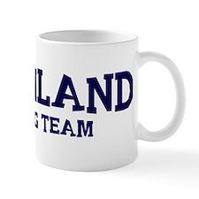 Swaziland drinking team Mug