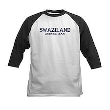 Swaziland drinking team Tee