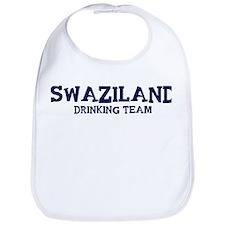 Swaziland drinking team Bib