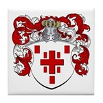 Hage Family Crest Tile Coaster
