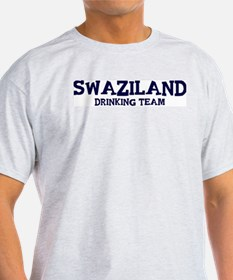 Swaziland drinking team T-Shirt