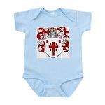 Hage Family Crest Infant Creeper
