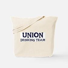 Union drinking team Tote Bag