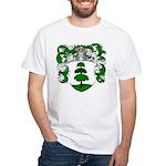 Hagedoorn Family Crest White T-Shirt