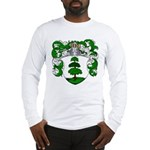Hagedoorn Family Crest Long Sleeve T-Shirt