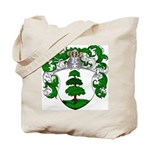 Hagedoorn Family Crest Tote Bag