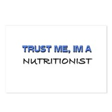 Trust Me I'm a Nutritionist Postcards (Package of