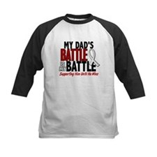 My Battle Too 1 PEARL WHITE (Dad) Tee