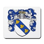 Harting Family Crest Mousepad