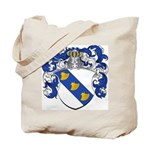 Harting Family Crest Tote Bag