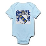 Harting Family Crest Infant Creeper