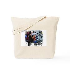 Free Hugs in Hollywood Tote Bag
