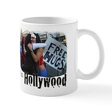 Free Hugs in Hollywood Mug