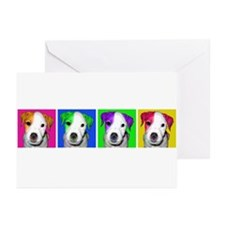 Jack Russell Pup Greeting Cards (Pk of 10)