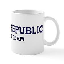 Slovak Republic drinking team Mug