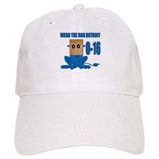 Wear The Bag Detroit Baseball Cap