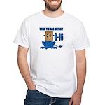 Wear The Bag Detroit White T-Shirt