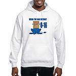 Wear The Bag Detroit Hooded Sweatshirt