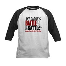 My Battle Too 1 PEARL WHITE (Daddy) Tee