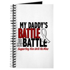 My Battle Too 1 PEARL WHITE (Daddy) Journal