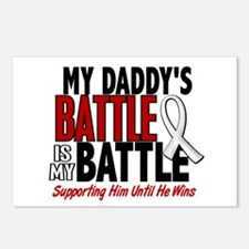 My Battle Too 1 PEARL WHITE (Daddy) Postcards (Pac