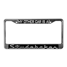 Funny South License Plate Frame