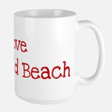 I love Deerfield Beach Mug