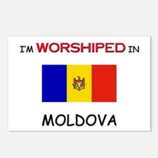 I'm Worshiped In MOLDOVA Postcards (Package of 8)