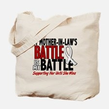 My Battle Too 1 PEARL WHITE (Mother-In-Law) Tote B