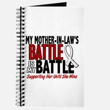 My Battle Too 1 PEARL WHITE (Mother-In-Law) Journa