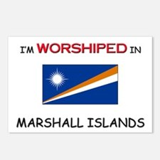 I'm Worshiped In MARSHALL ISLANDS Postcards (Packa